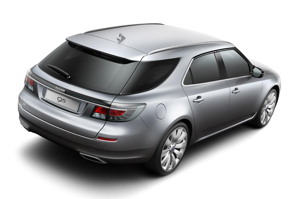 2012 Saab 9-5 SportCombi