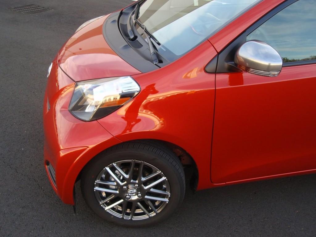 2012 Scion iQ: Driven