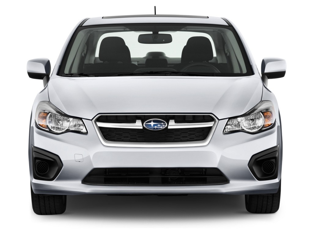 Ford Expedition Reviews >> Image: 2012 Subaru Impreza 4-door Auto 2.0i Front Exterior View, size: 1024 x 768, type: gif ...