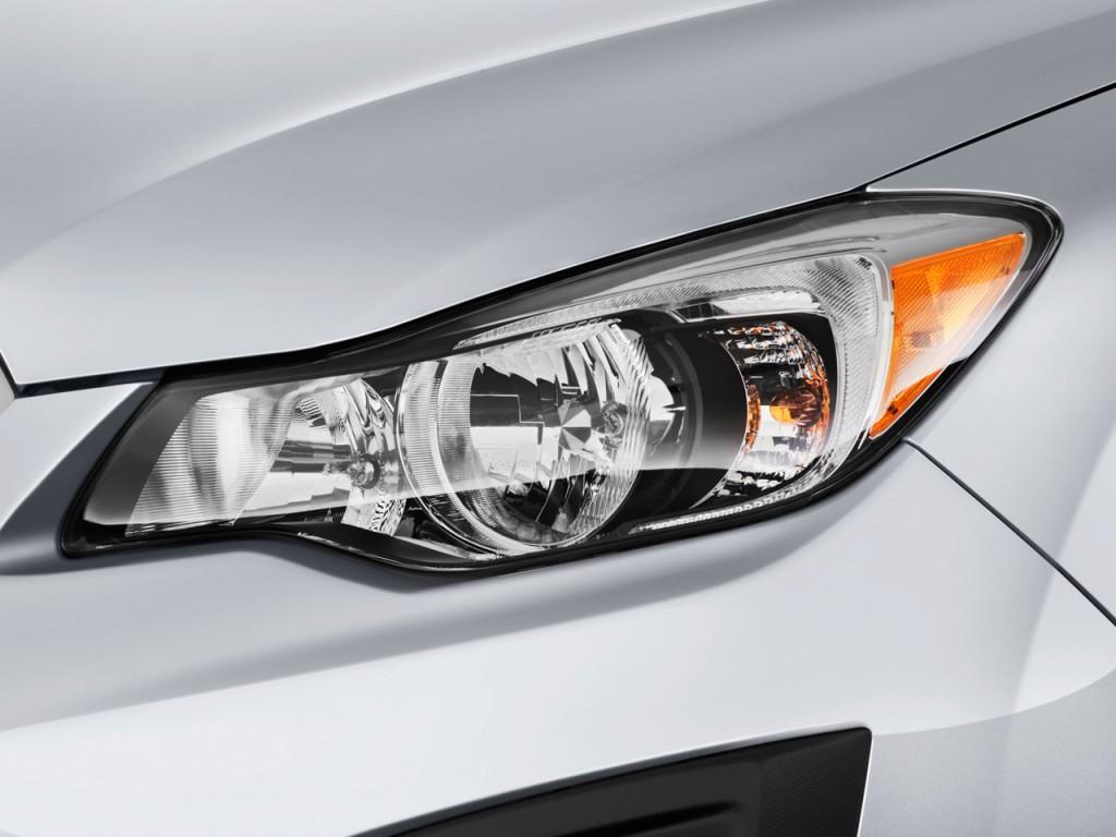 Image 2012 Subaru Impreza 4 Door Auto 2 0i Headlight