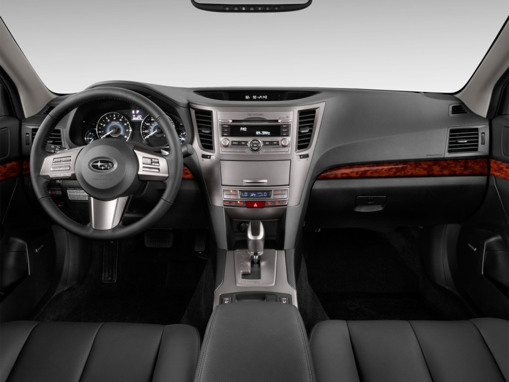 Image 2012 Subaru Outback 4 Door Wagon H4 Auto 2 5i