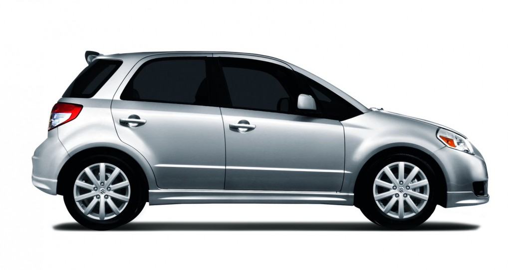 2012 Suzuki SX4 SportBack