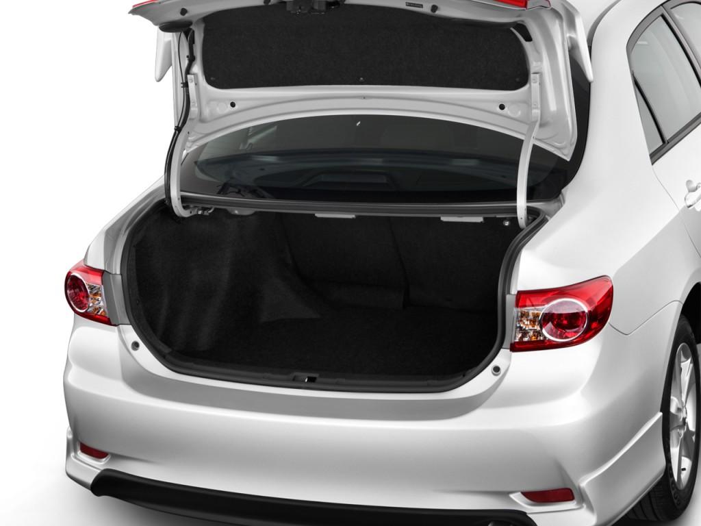 Image 2012 Toyota Corolla 4 Door Sedan Auto S Natl