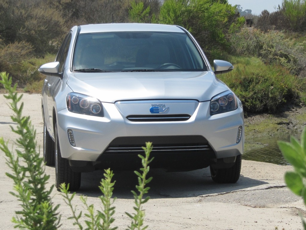 2012 Toyota RAV4 EV Driven, 2013 Ford Fusion, Shelby's Mustang: Car News Headlines