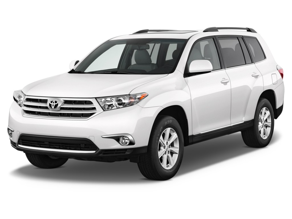 Nice 2012 Toyota Highlander Review, Ratings, Specs, Prices, And Photos   The Car  Connection