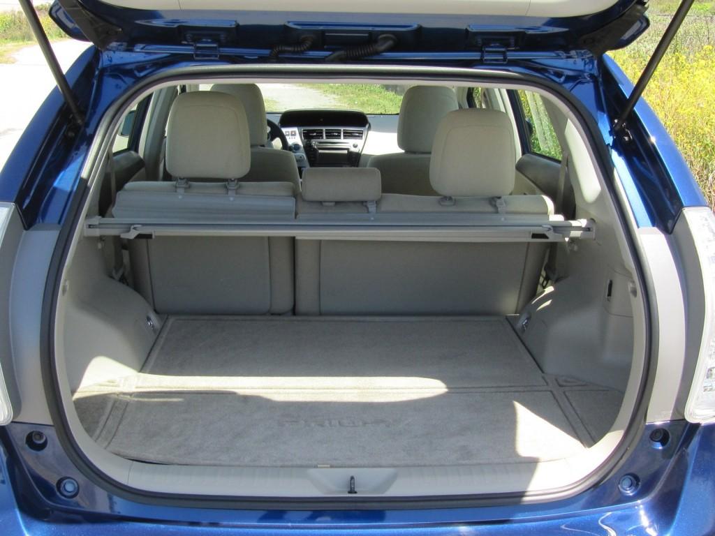 Image 2012 Toyota Prius V Station Wagon Half Moon Bay
