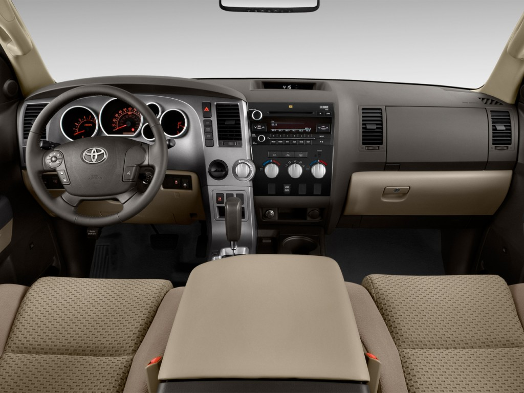 Used Car Batteries >> Image: 2012 Toyota Tundra Dashboard, size: 1024 x 768 ...