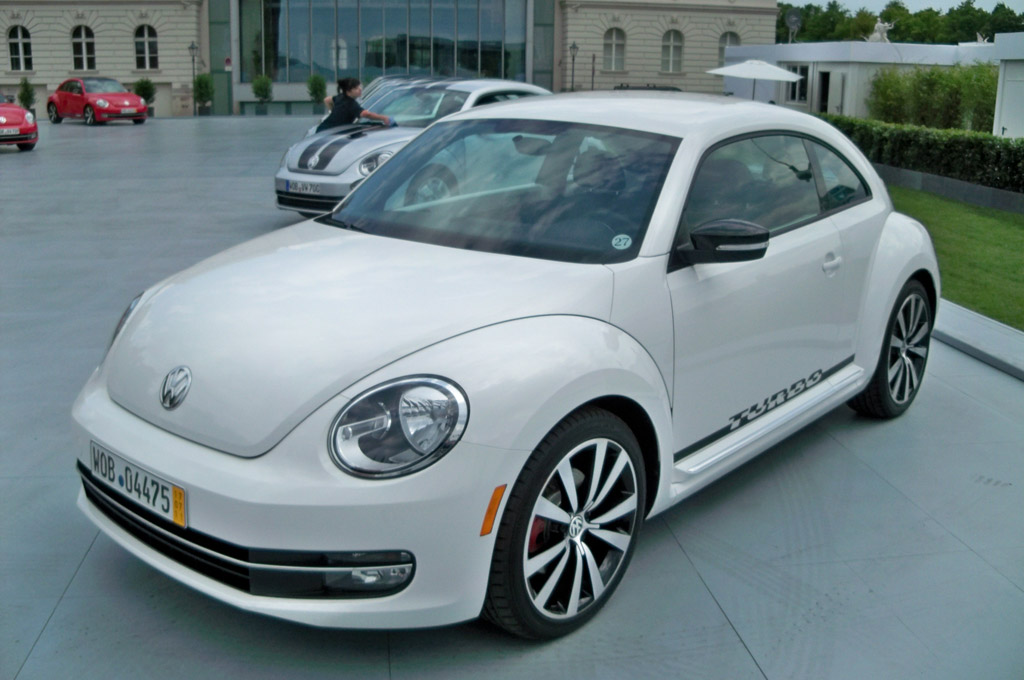 Has The 2012 Volkswagen Beetle Given Up On Flower Power? #YouTellUs