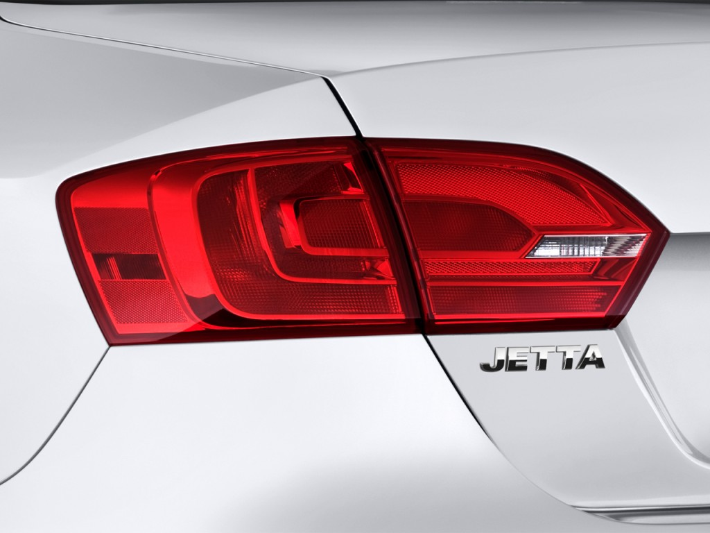 Image: 2012 Volkswagen Jetta Sedan Tail Light, size: 1024 ...