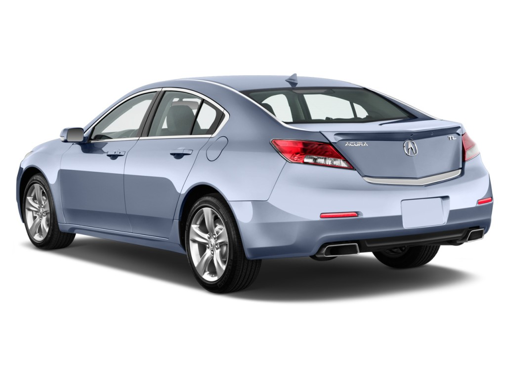 Image 2013 Acura Tl 4 Door Sedan Auto 2wd Advance Angular