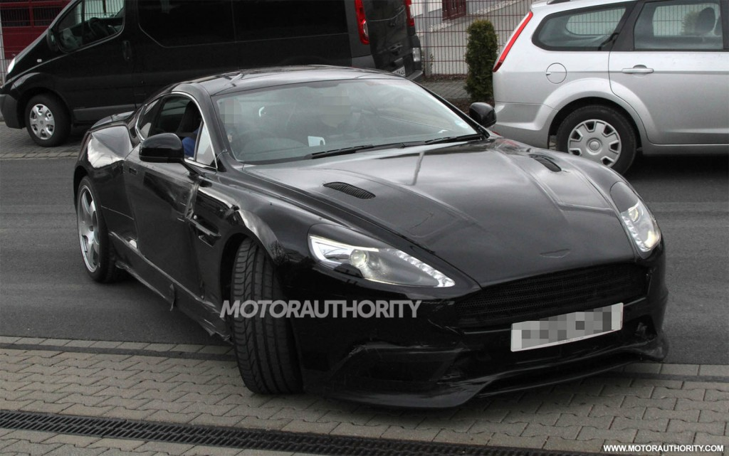 Aston Martin Celebrating Centenary In 2013 With New Model