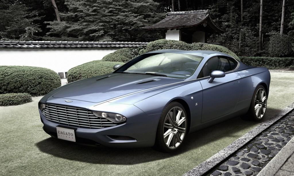 Zagato Marks Aston Martin Centenary With Two New Special Editions - New aston martin zagato