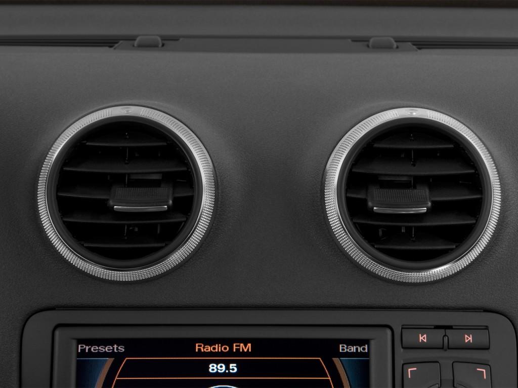 image 2013 audi a3 4 door hb s tronic fronttrak 2 0t premium air vents size 1024 x 768 type. Black Bedroom Furniture Sets. Home Design Ideas