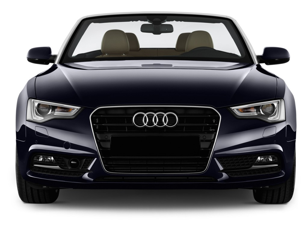 Image: 2013 Audi A5 2-door Cabriolet Auto FrontTrak 2.0T ...