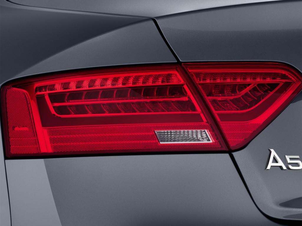 image 2013 audi a5 2 door coupe auto quattro 2 0t premium tail light size 1024 x 768 type. Black Bedroom Furniture Sets. Home Design Ideas