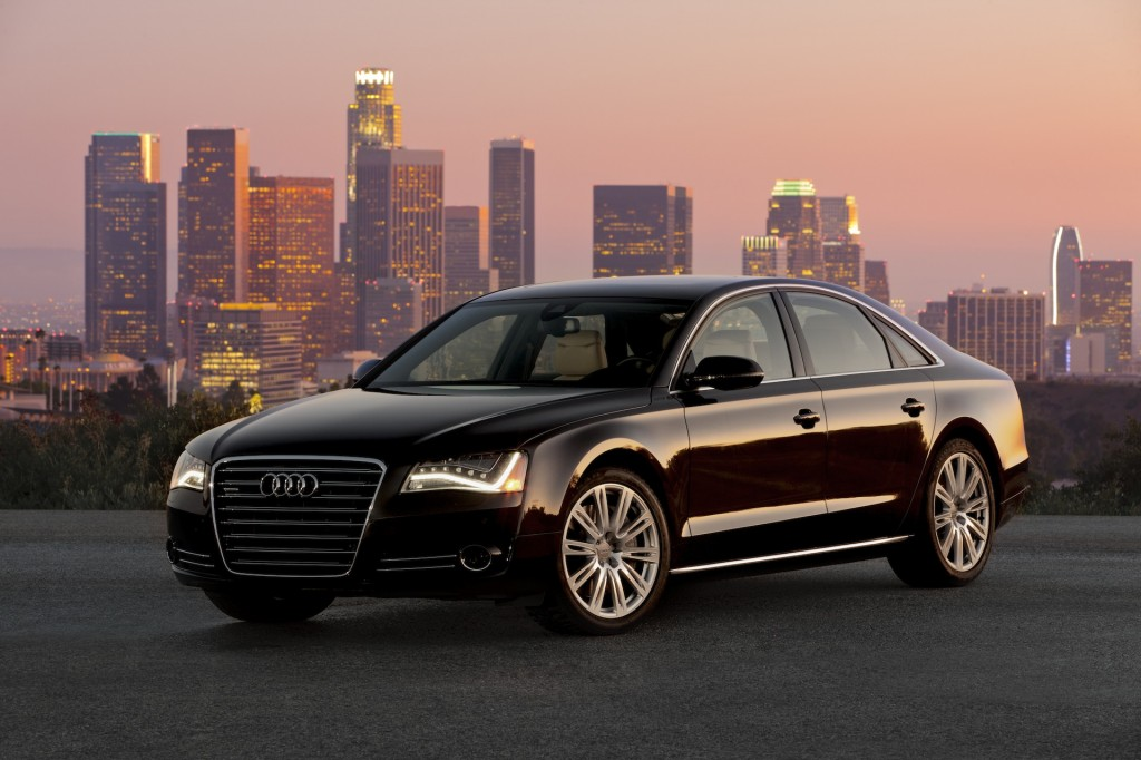 2010 2013 Audi A8 Recalled Over Potential Stalling