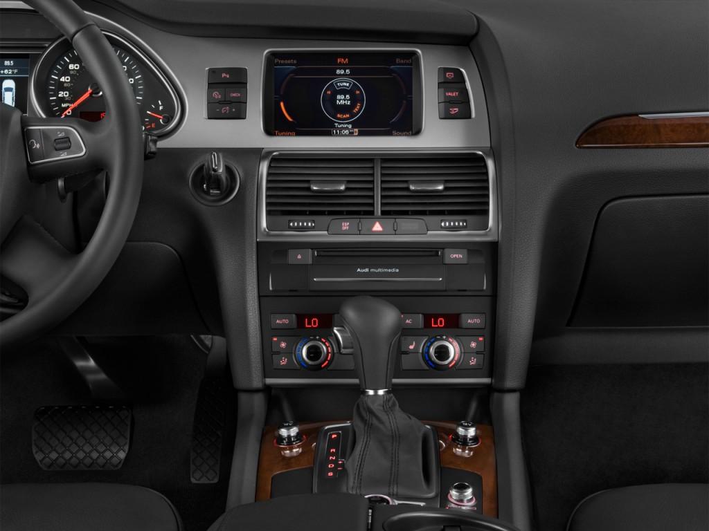 Image: 2013 Audi Q7 quattro 4-door 3.0L TDI Premium ...