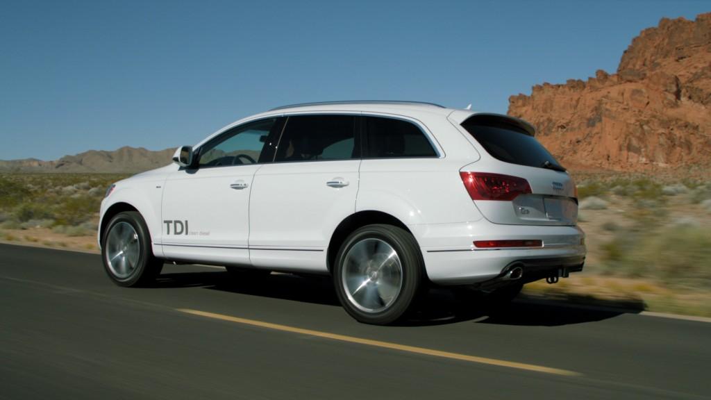 2013 Audi Q7 TDI