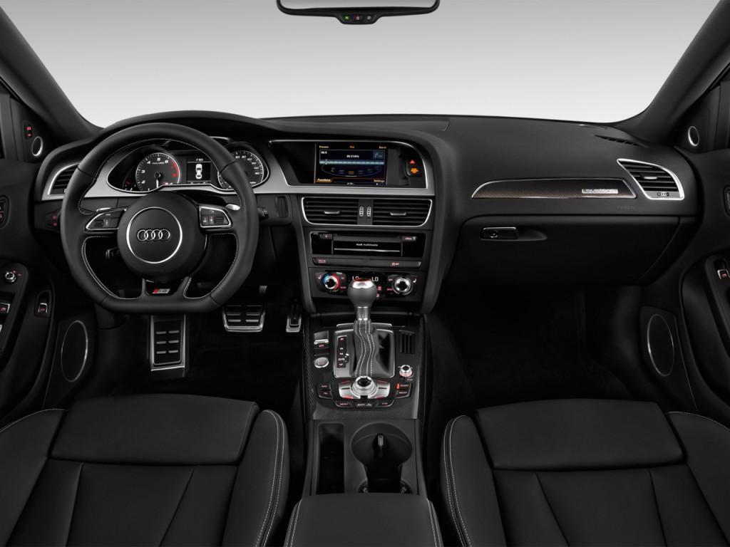 Image 2013 audi s4 4 door sedan s tronic prestige for Interieur a4 2000