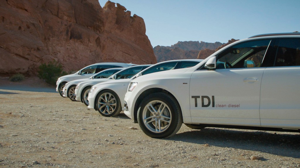 Audi Gets Snippy, Publishes Survey To Prove That Americans Want Diesels, Not Electric Cars