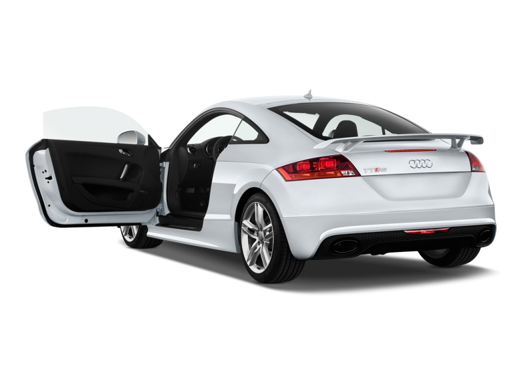 Image 2013 Audi Tt 2 Door Coupe Mt Quattro 2 5t Open