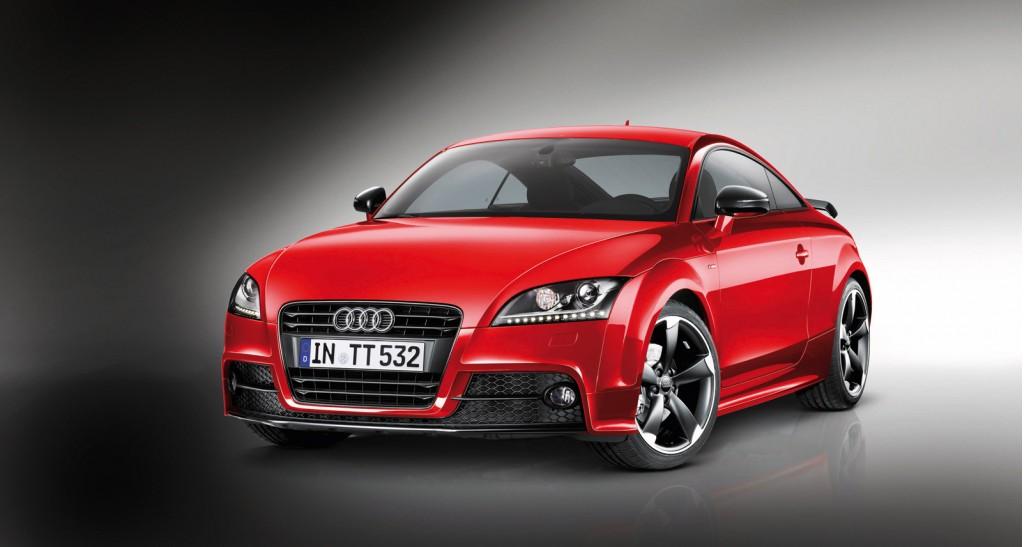 2013 Audi TT S line competition