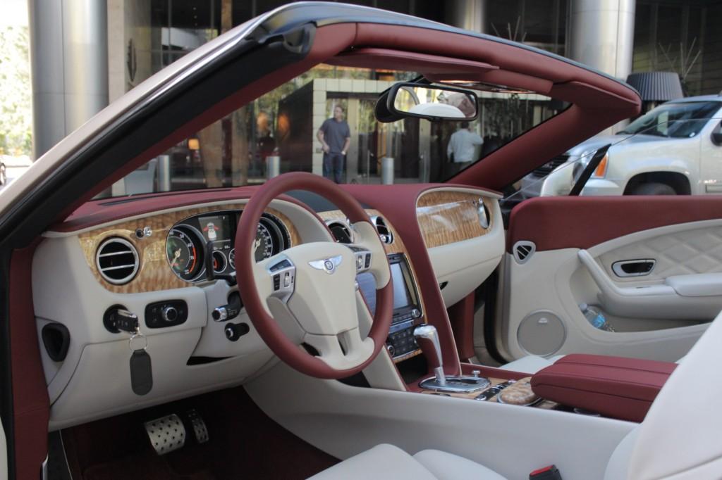 2013 Bentley Continental GT Speed Convertible first drive