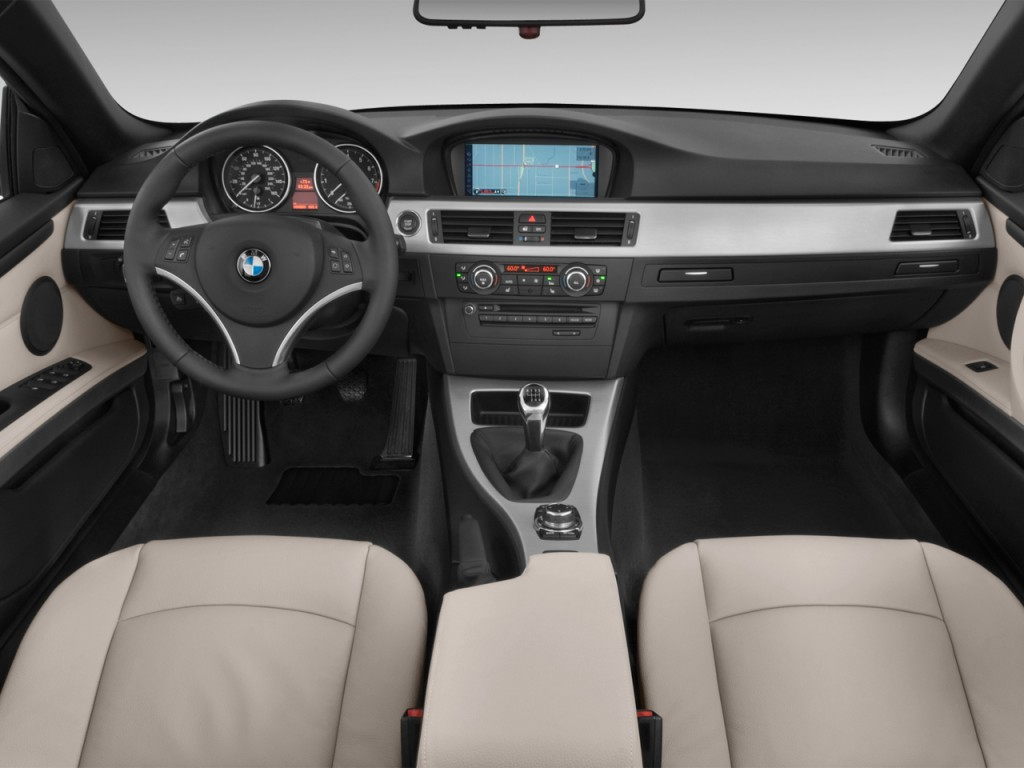 Image 2013 Bmw 3 Series 2 Door Convertible 335i Dashboard