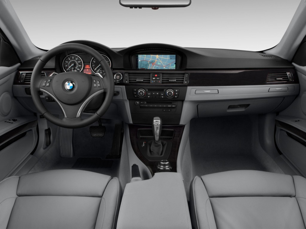 Image: 2013 BMW 3-Series 2-door Coupe 335i RWD Dashboard, size: 1024 ...