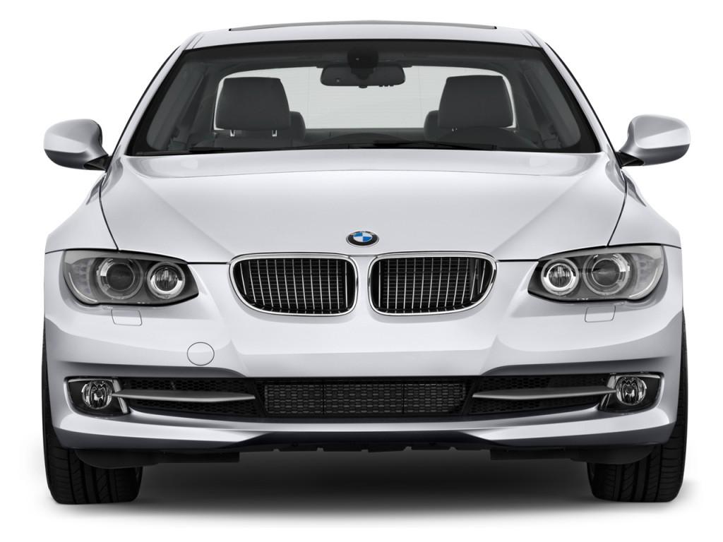 Image: 2013 BMW 3-Series 2-door Coupe 335i RWD Front ...