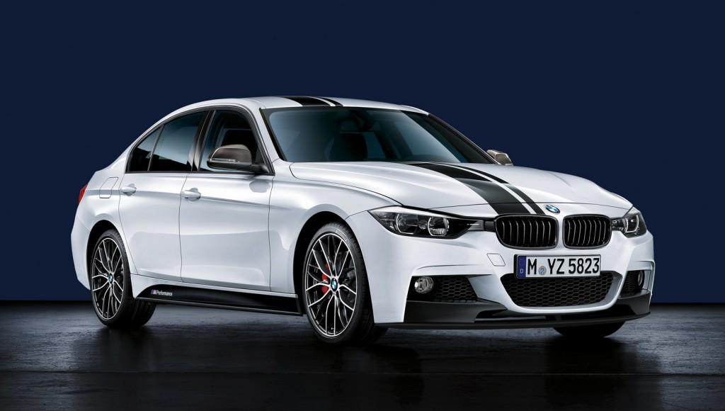 BMW Announces M Performance Parts For US 3 Series 5