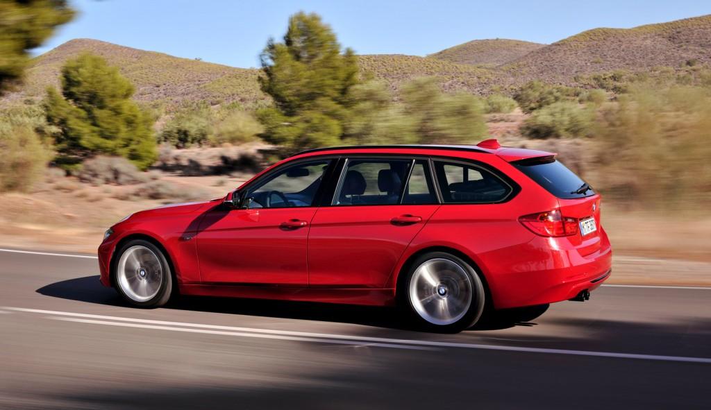 2013 BMW 3-Series Sports Wagon