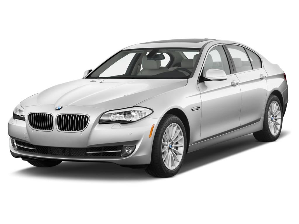 8f437497d3b 2013 BMW 5-Series Review