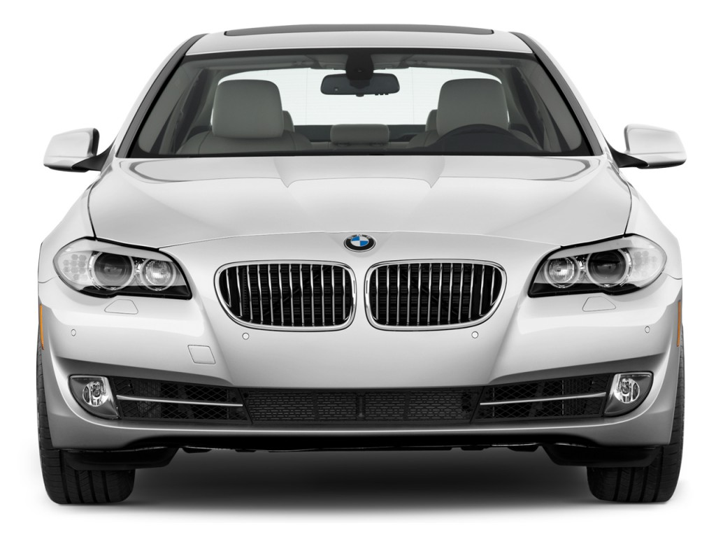 Image 2013 Bmw 5 Series 4 Door Sedan 535i Rwd Front