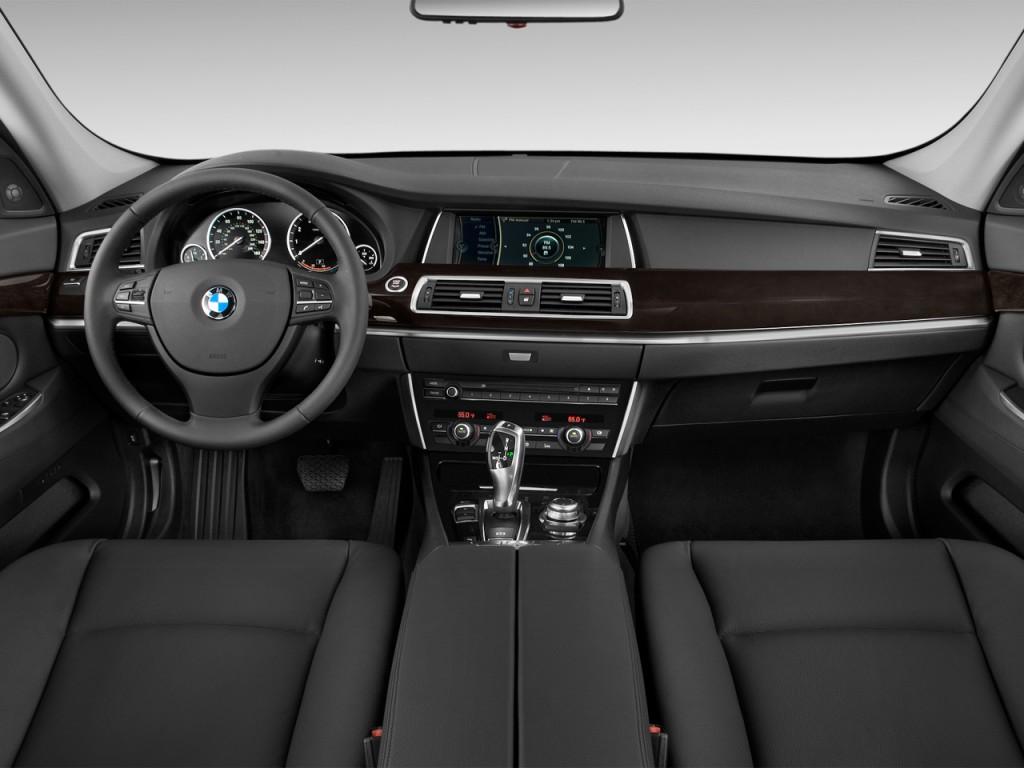 Image: 2013 BMW 5-Series Gran Turismo 5dr 550i Gran ...