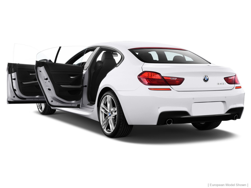 Image 2013 Bmw 6 Series 4 Door Sedan 640i Gran Coupe Open