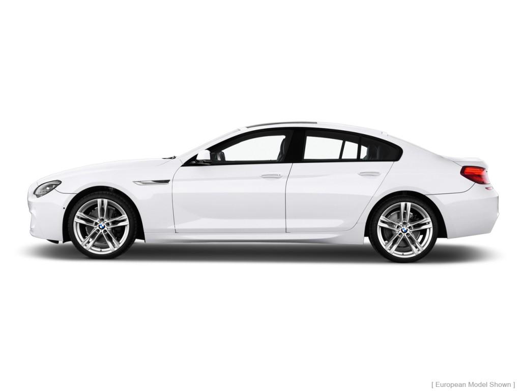 Image BMW Series Door Sedan I Gran Coupe Side - Bmw 4 door sedan