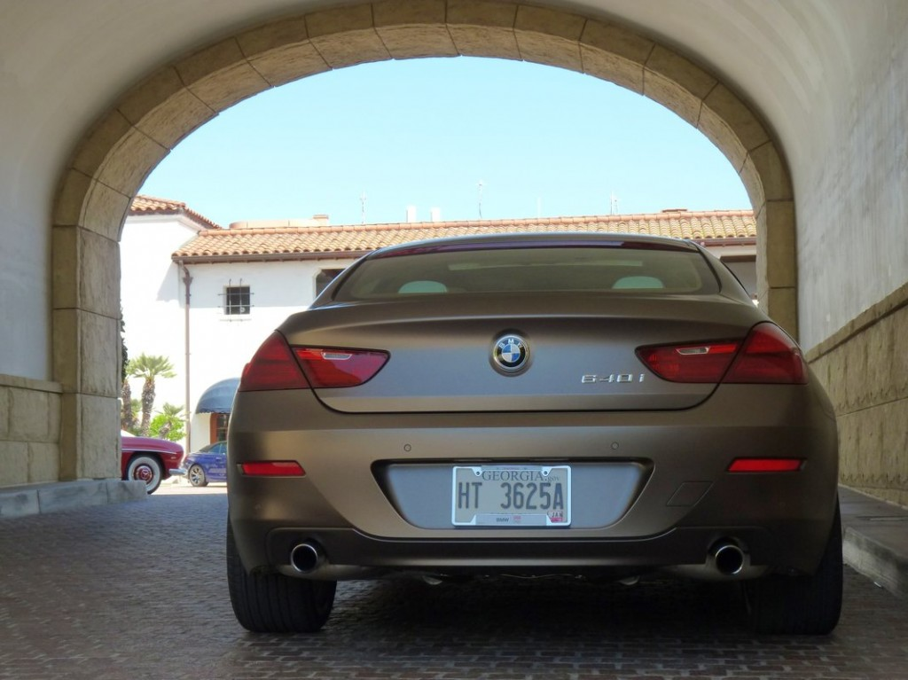 Image 2013 Bmw 640i Gran Coupe First Drive May 2013
