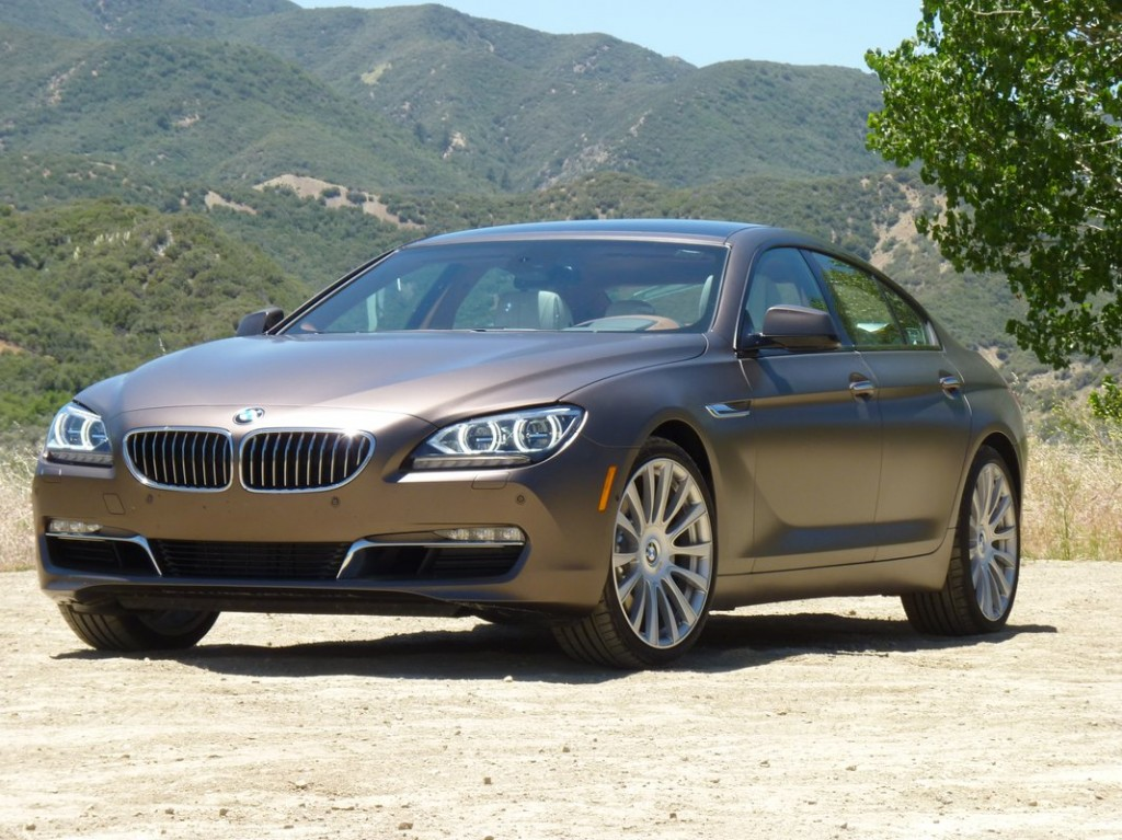 Image 2013 Bmw 640i Gran Coupe First Drive May 2012