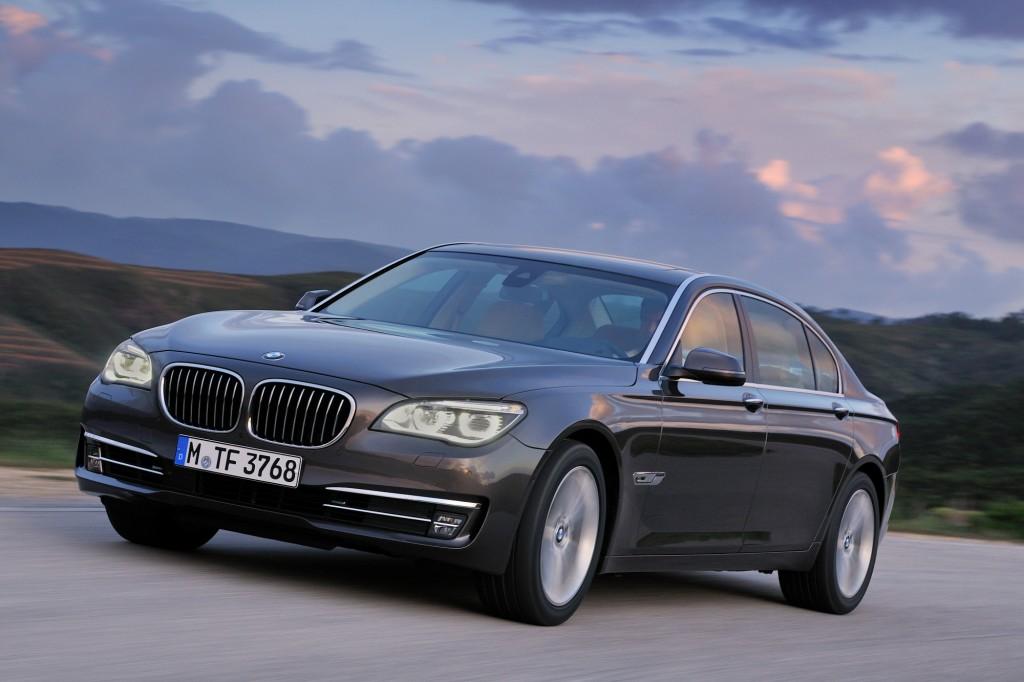 2013 BMW 760Li V 12 25 Years Anniversary Edition Sells Out