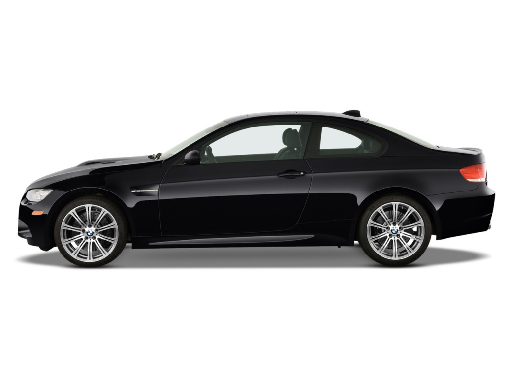 Image 2013 Bmw M3 2 Door Coupe Side Exterior View Size