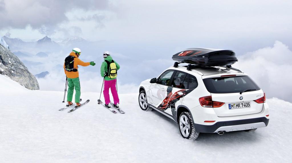 2013 BMW X1 Powder Ride Edition