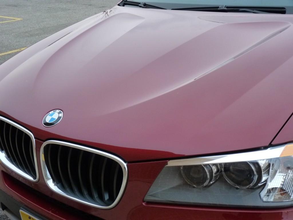 2013 BMW X3 xDrive28i  -  Driven, January 2013