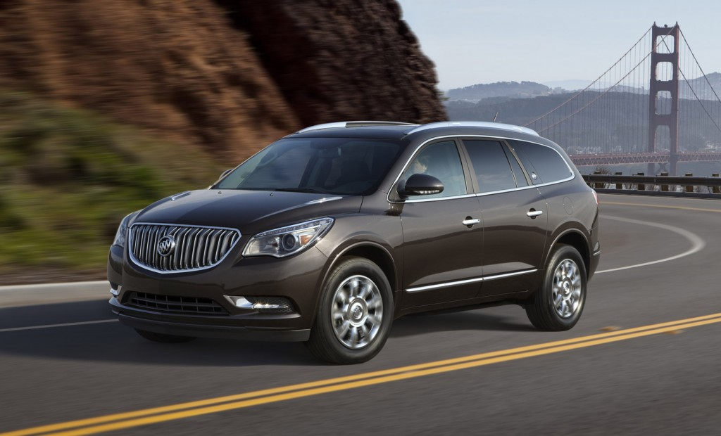 Image 2013 Buick Enclave Size 1024 X 620 Type Gif