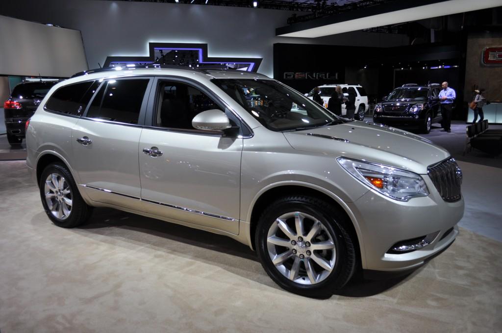 2013 Buick Enclave: Walkaround Video