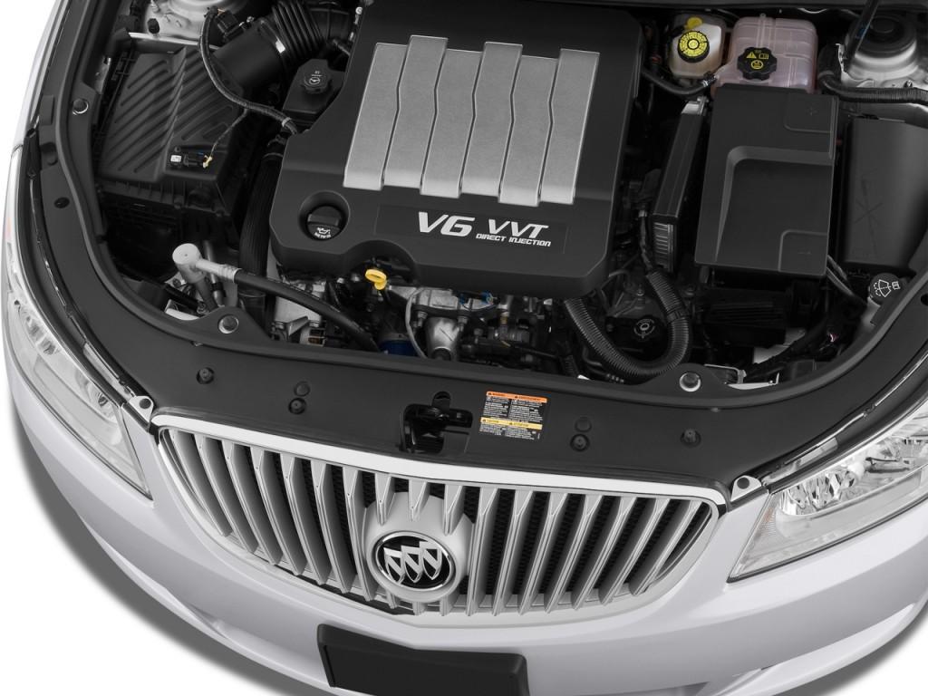 Image: 2013 Buick Lacrosse 4-door Sedan Base FWD Engine, size: 1024 x 768, type: gif, posted on ...