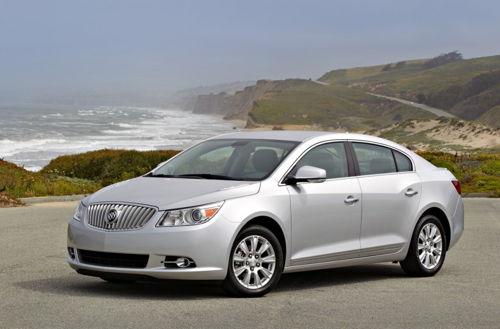 GM Recalls 2013 Buick LaCrosse And 2013 Cadillac SRX