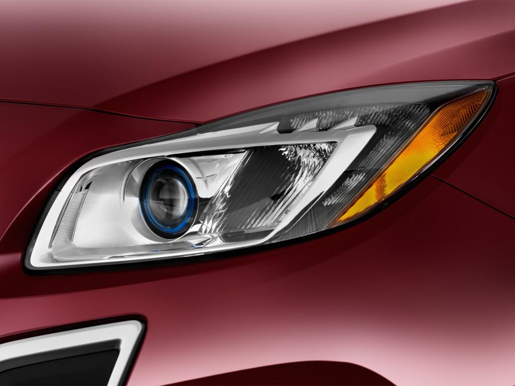 Image 2013 Buick Regal 4 Door Sedan Gs Headlight Size