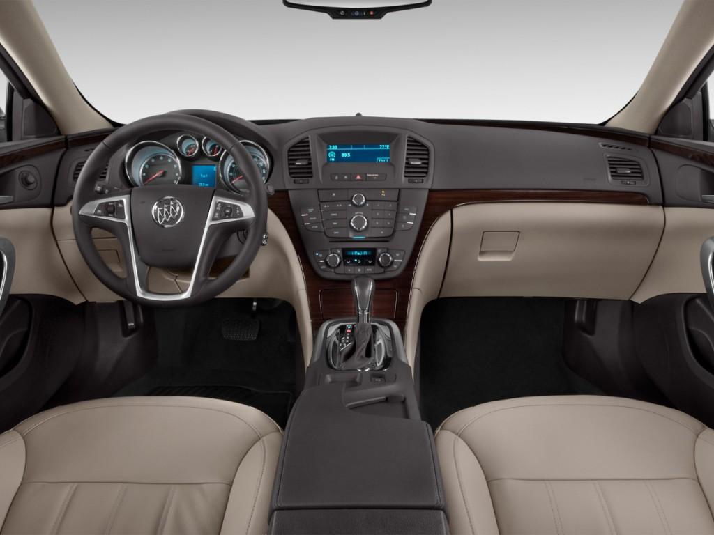 Image: 2013 Buick Regal 4-door Sedan Turbo Premium 2 ...
