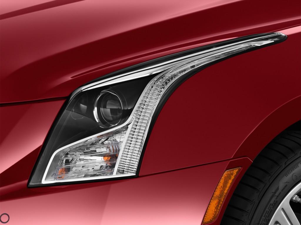 2013 Cadillac Ats 2.0 L Turbo >> Image: 2013 Cadillac ATS 4-door Sedan 2.0L RWD Headlight, size: 1024 x 768, type: gif, posted on ...